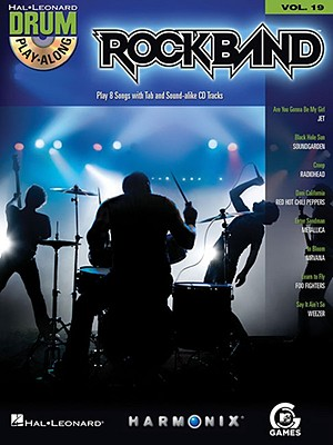 Hal Leonard Rock Band By Hal Leonard Publishing Corporation (COR)